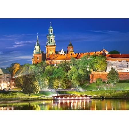 Купить Пазл 1000 элементов Castorland «Вавельский замок ночью, Польша»
