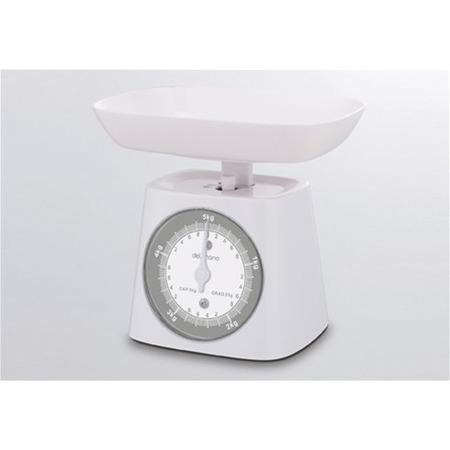 Фото Кухонные весы Delimano. Цвет: белый