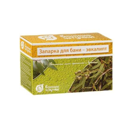 Купить Запарка для бани Банные штучки «Листья эвкалипта»