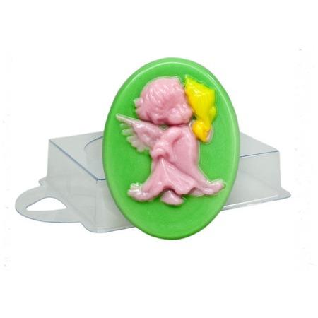 Купить Форма пластиковая Выдумщики «Ангел с ракушкой»
