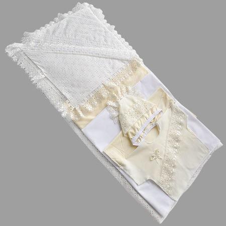 Купить Одеяло-конверт на выписку МАРГАРИТА ЯВ093850