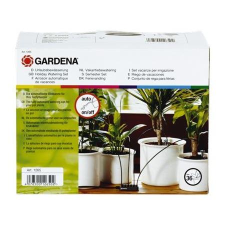 Купить Комплект для полива в выходные дни Gardena 1265
