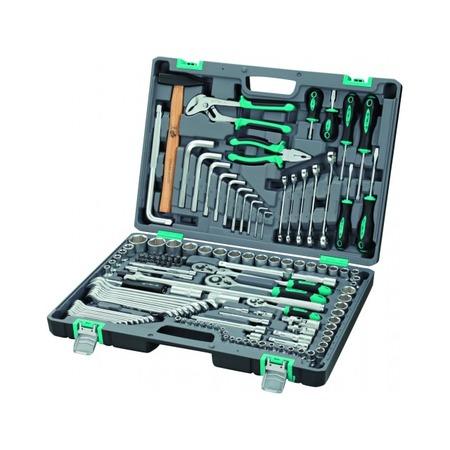 Купить Набор инструментов STELS: 142 предмета в кейсе