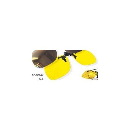 Купить Клипон поляризационный желтые/темные Cafa France