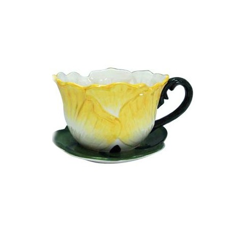 Купить Кашпо декоративное Valenсia «Цветок дыни»