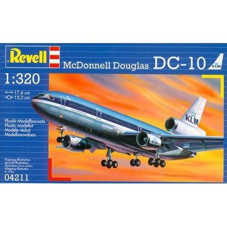 Купить Сборная модель пассажирского самолета Revell McDonnell Douglas DC-10