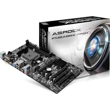 Купить Материнская плата ASRock FM2A88X Pro+