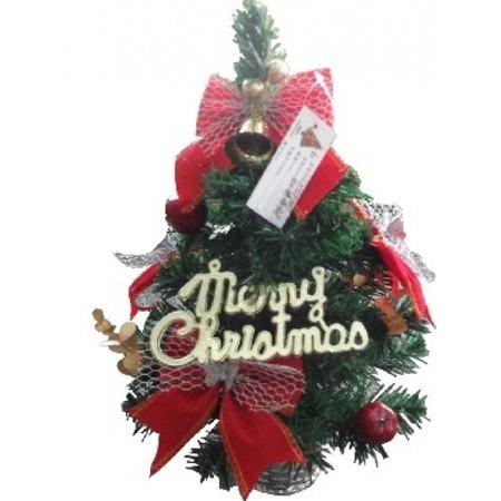 Купить Ель декоративная Merry Christmas. Высота: 40 см