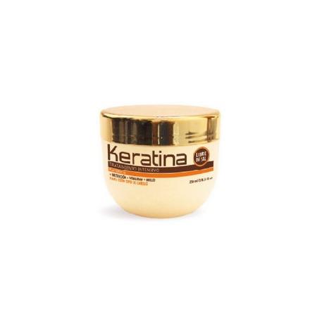 Купить Маска восстанавливающая с кератином для поврежденных и хрупких волос Kativa