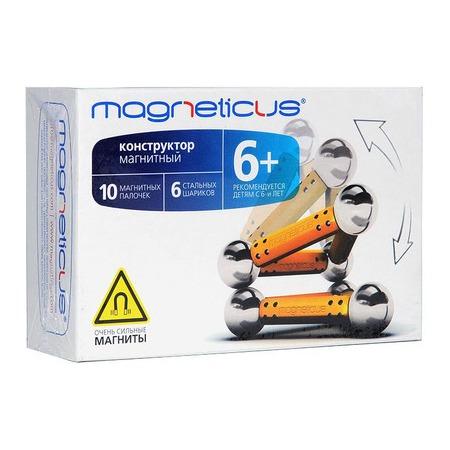 Купить Конструктор магнитный Magneticus МК-0016Y