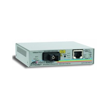 Купить Медиаконвертер Allied Telesis AT-FS238B/1-60