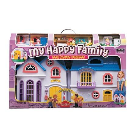 Купить Набор игровой для девочек Keenway «My Happy Family»
