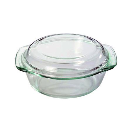 Купить Стеклянная кастрюля с крышкой Termax TM-100