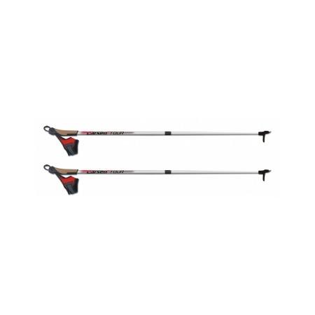 Купить Палки лыжные раздвижные Larsen Tour
