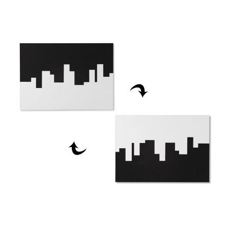 Купить Доска для заметок Umbra Skyline