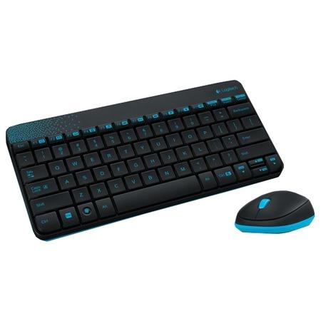Купить Клавиатура с мышью Logitech Wireless Combo MK240
