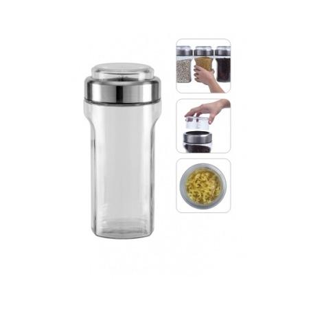 Купить Емкость для сыпучих продуктов с мерным стаканом Nadoba Dusana