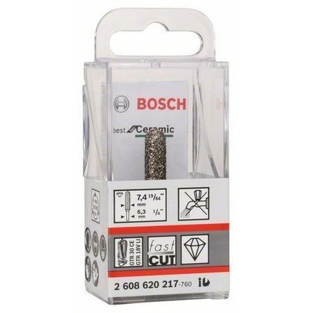 Купить Фреза алмазная по плитке Bosch Best for Ceramic