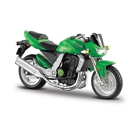 Купить Сборная модель мотоцикла 1:18 Bburago Kawasaki Z-1000