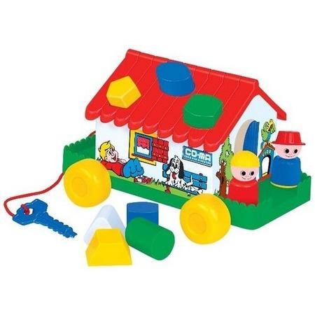 Купить Домик игрушечный Полесье 6202