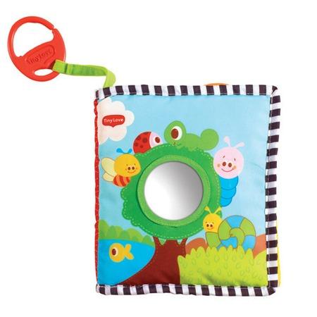 Купить Игрушка-книжка Tiny love Лесное озеро