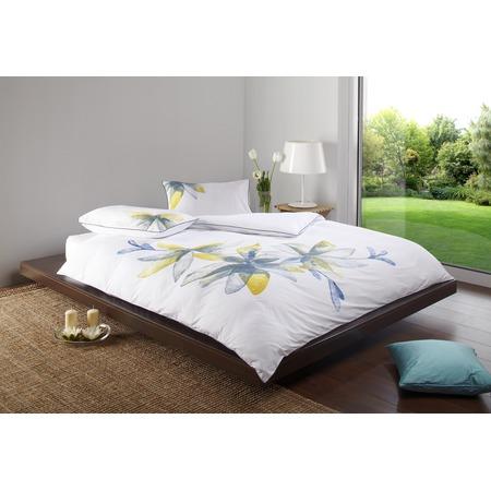 Фото Комплект постельного белья Dormeo Aromatherapy. 2-спальный. Цвет: желтый