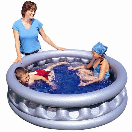 Купить Бассейн надувной Bestway «Летающая тарелка» 51080