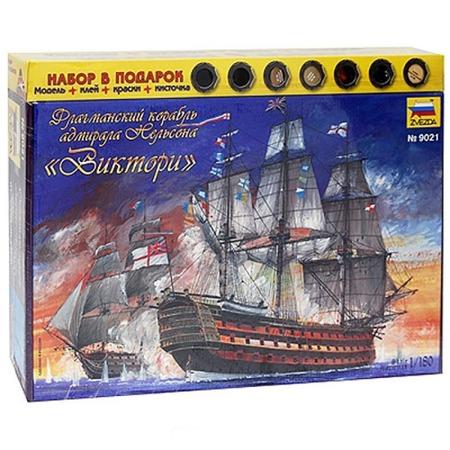 Купить Подарочный набор Звезда корабль «Виктори»