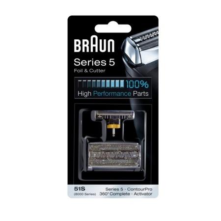 Купить Сетка и режущий блок Braun Series 5 51S
