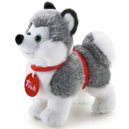 Купить Мягкая игрушка Trudi Лайка Делюкс