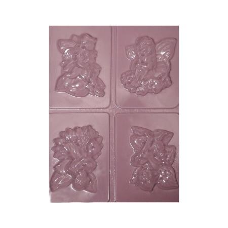 Купить Набор пластиковых формочек для литья Ars Hobby «Цветочные феи»