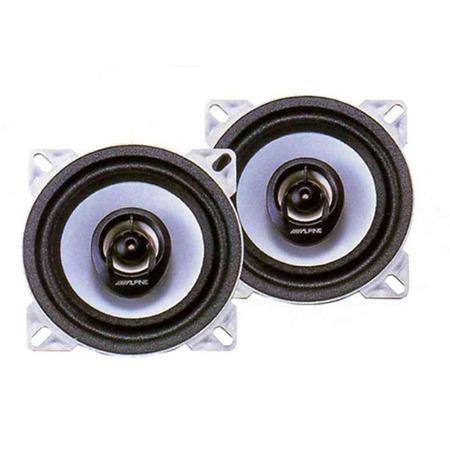 Купить Система акустическая коаксиальная ALPINE SXE-1025S