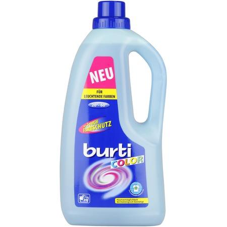 Купить Жидкое средство для стирки цветного белья Burti