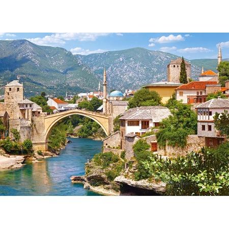 Купить Пазл 1000 элементов Castorland «Босния и Герцеговина»