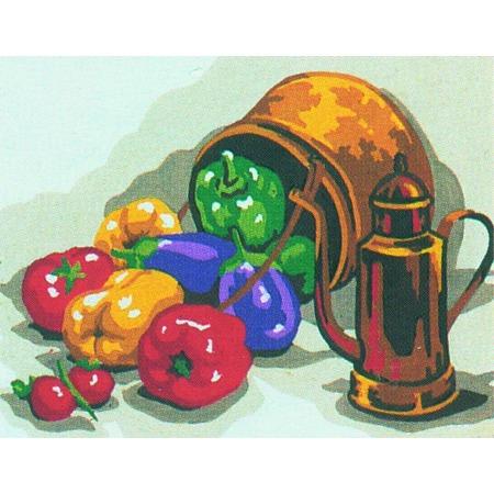 Купить Канва для вышивания Collection D'art «Натюрморт»