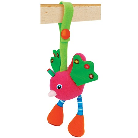 Купить Игрушка-подвеска BABY CARE Птичка