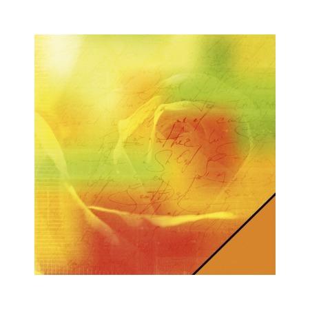 Купить Бумага для скрапбукинга Rayher «Надпись и роза»