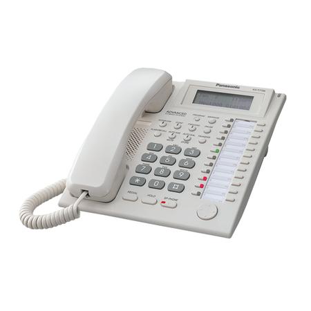 Купить Системный телефон Panasonic KX-T7735RU