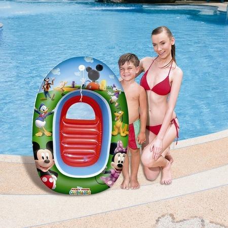 Купить Лодка надувная детская Bestway «Микки Маус» 91003