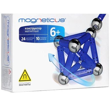 Купить Конструктор магнитный Magneticus МК-0034B