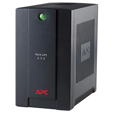 Купить Источник бесперебойного питания APC BC650-RS