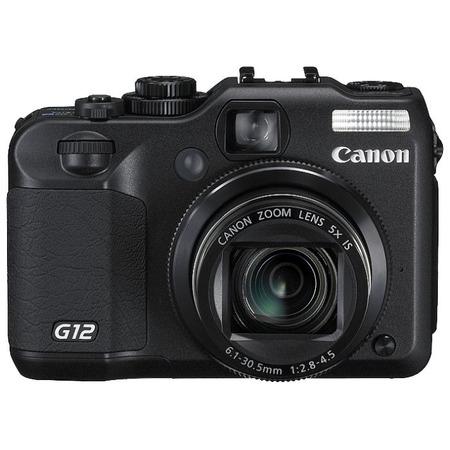 Купить Фотокамера цифровая Canon PowerShot G12