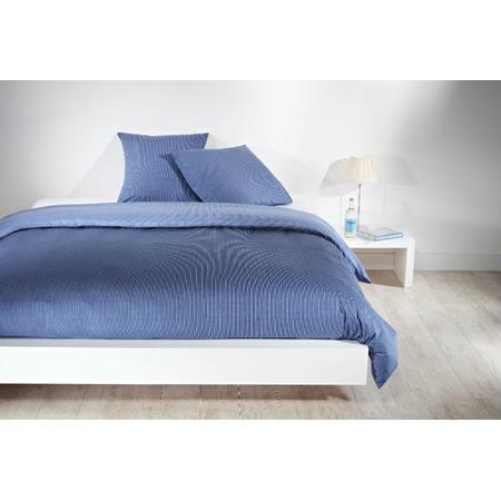 Фото Комплект постельного белья Dormeo Costume. 2-спальный. Цвет: синий