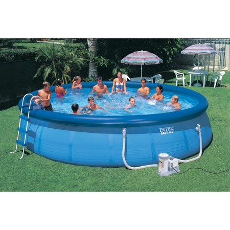 Купить Бассейн надувной Intex Easy 56417