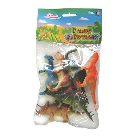 Купить Набор динозавров 1 TOY Т50484