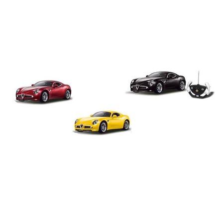 Купить Машина на радиоуправлении Rastar Alfa Romeo 8C. В ассортименте