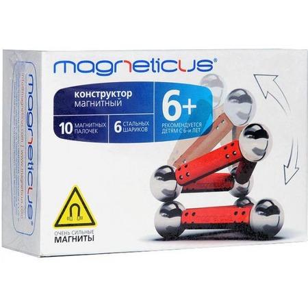 Купить Конструктор магнитный Magneticus МК-0016R