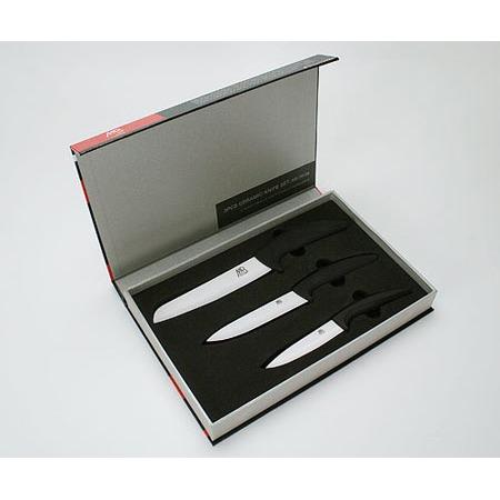 Купить Набор керамических ножей в подарочной коробке Mayer&Boch MB-20126
