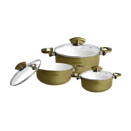 Купить Набор кухонной посуды Bohmann BH-6003WCR
