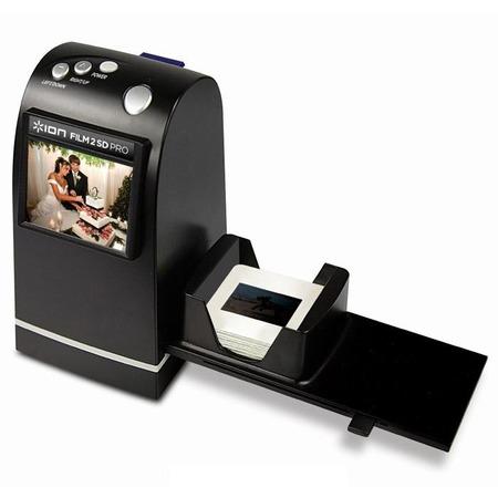 Купить Сканер фотопленки и слайдов профессиональный на карту SD ION Audio FILM2SD PRO